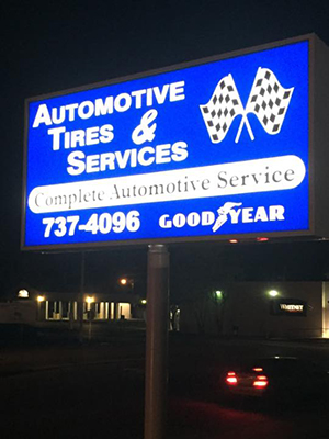 Automotive Tires and Services LLC